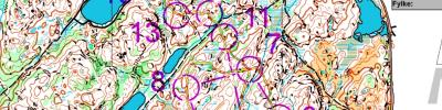JWOC test Norway (27-05-2017)
