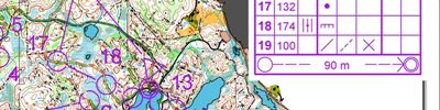 JWOC test Norway Langdistance (28-05-2017)